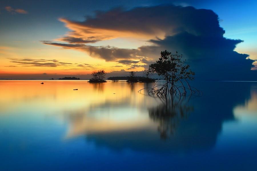 .:: Beautiful Sungai Samak ::. by Heri Erwanto - Landscapes Sunsets & Sunrises