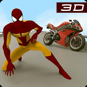 3D Hero Super Spider Rider Online PC (Windows / MAC)