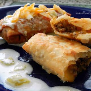 Chimichanga Sauce Recipes.