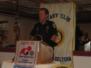Photo: Sheriff Ben Johnson - July 8, 2008