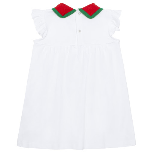 Thumbnail images of Gucci Baby Cotton Dress