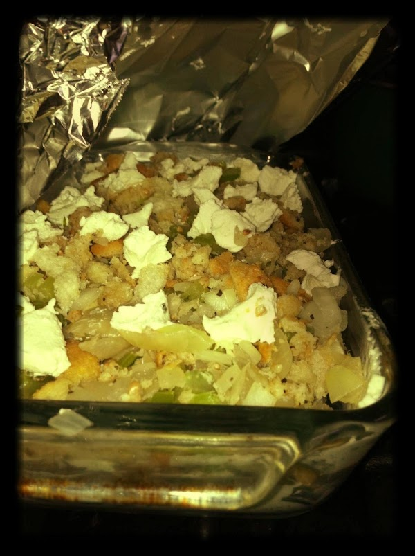 Polish Cabbage Stuffing For Turkey Recipe
