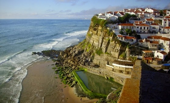 Azenhas do Mar - Colares
