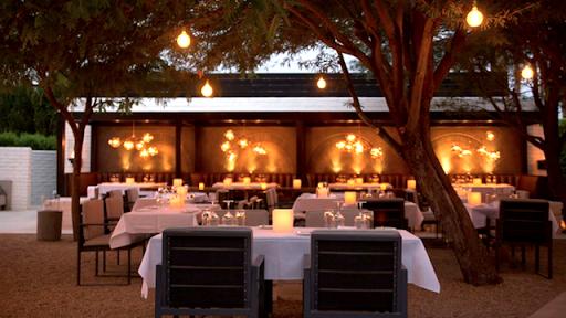Dinner Restaurants Palm Springs