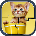 Kitty Jigsaw Puzzles Free icon