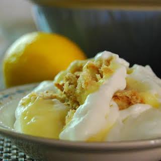 Lemon Icebox Dessert.