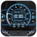 3 Day Clock Forecast Widget 15.1.0.46450