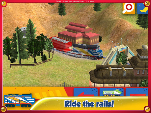 Chuggington Ready to Build screenshot 8