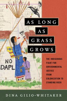 One of the top environmental justice books from the Native American perspective.