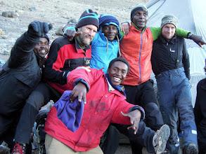 Photo: The crew!