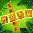 Word Cross Jungle : Legend Crossy Puzzle