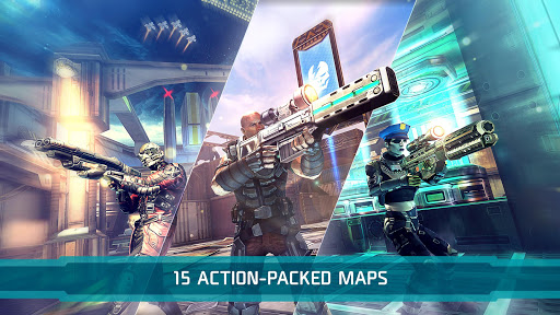 SHADOWGUN: DEADZONE 2.9.0 screenshots 4