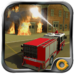 Rescue 911 Fire Truck – Real City Heroes icon
