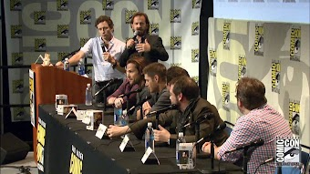 Supernatural: 2015 Comic-Con Panel