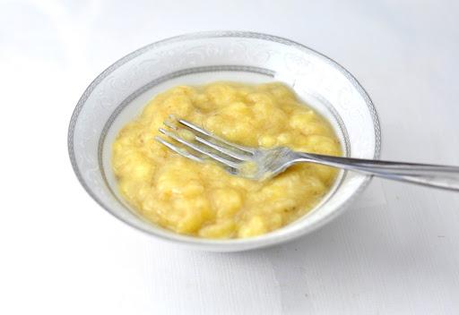 Mashed Banana