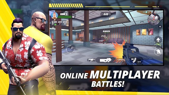 Gun Game – Arms Race Apk Download For Android 8