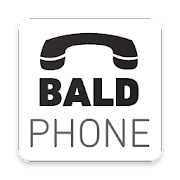 BaldPhone - elderly senior accessible launcher