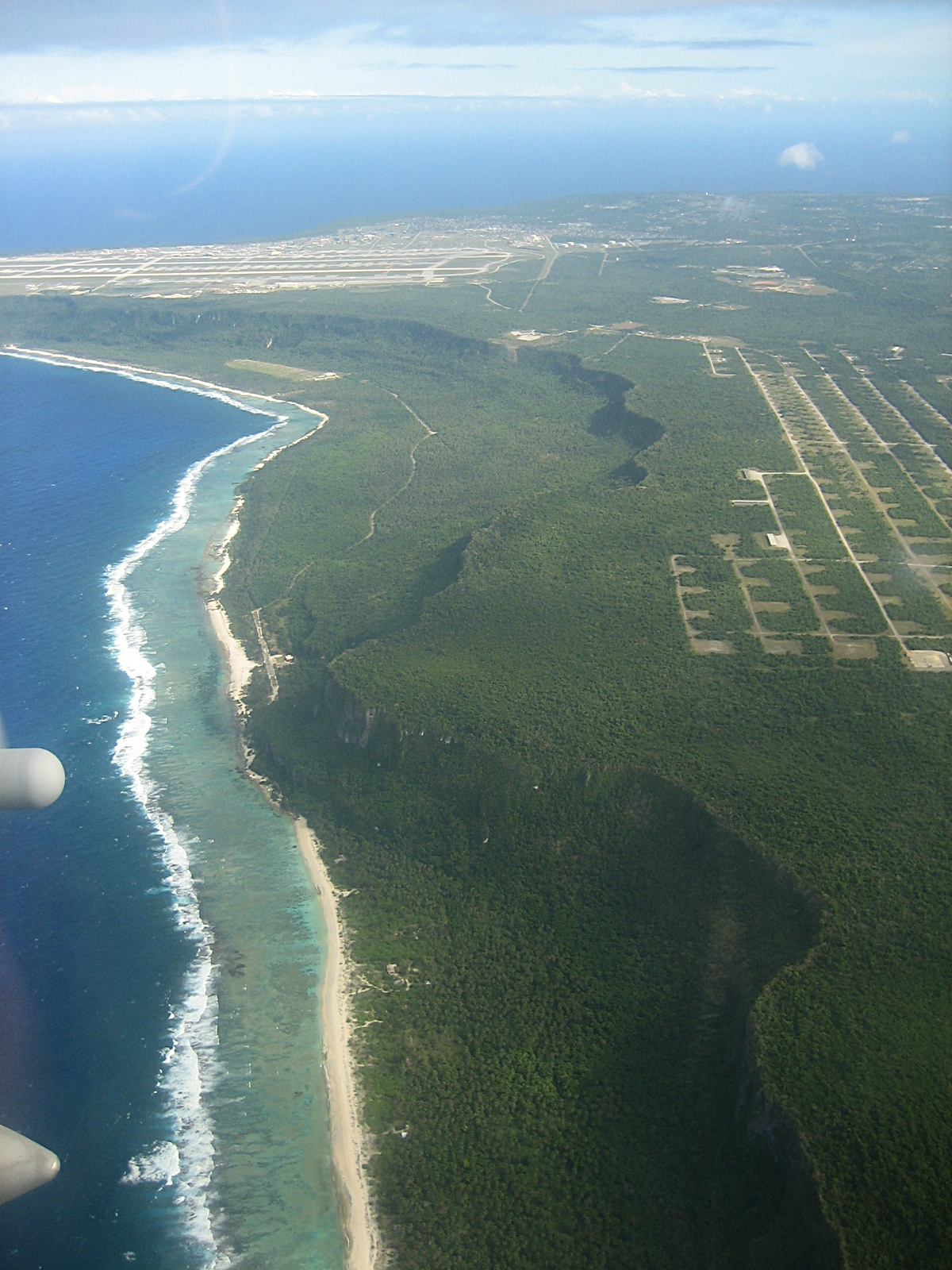 Photo: Anderson AFB, Guam