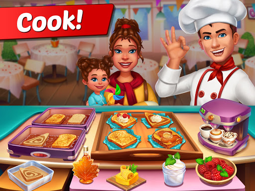 COOKING CRUSH: Cooking Games Craze & Food Games 1.1.2 screenshots 11