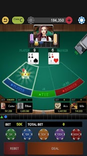 World Baccarat King- screenshot thumbnail