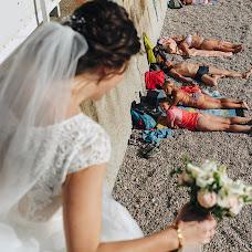 Wedding photographer Kristina Zasukhina (chriszasukhina). Photo of 31.10.2018