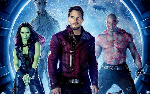 Guardians of The Galaxy Tab