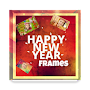 New Year Photo Frames APK icon