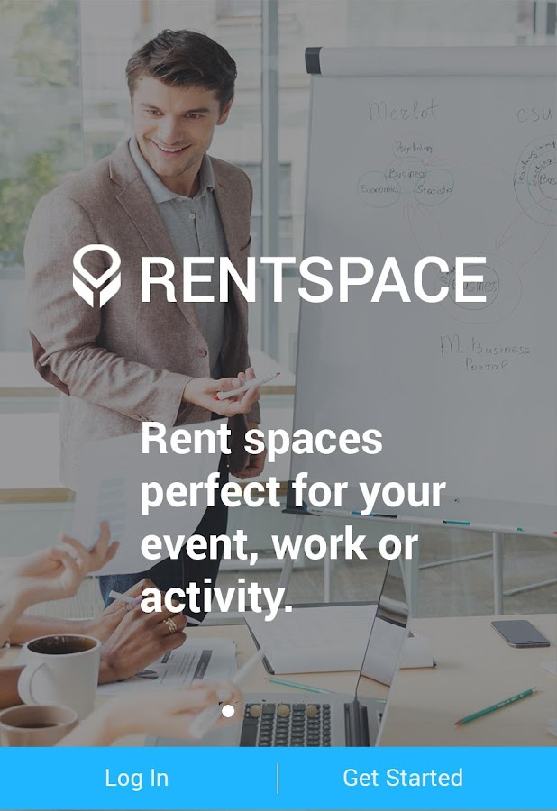 RentSpace- screenshot