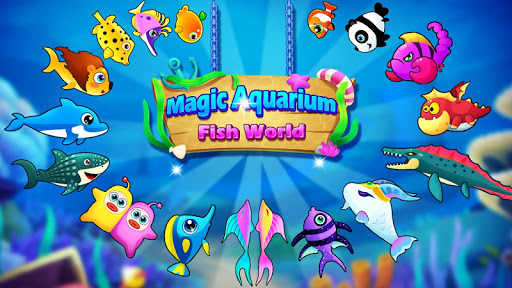 Magic Aquarium - Fish World 1.1.3181 gameplay | by HackJr.Pw 4