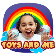 Toys and Me Fun and funny video