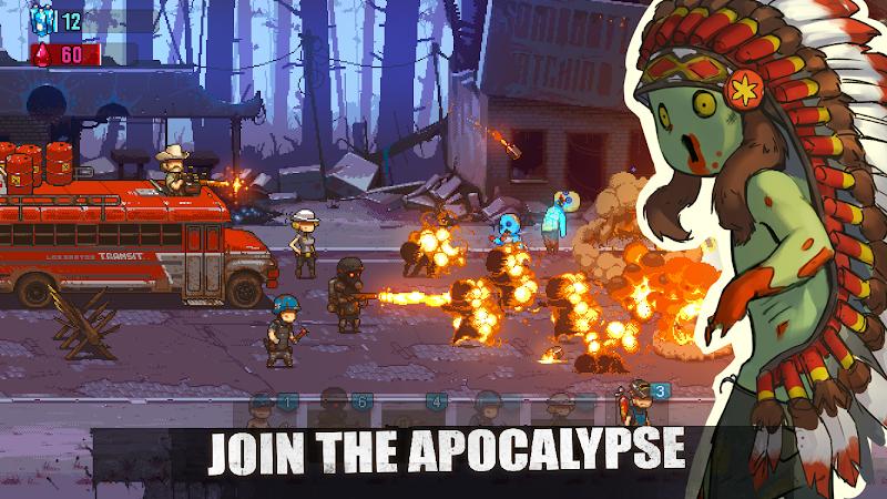 Dead Ahead: Zombie Warfare Screenshot 3