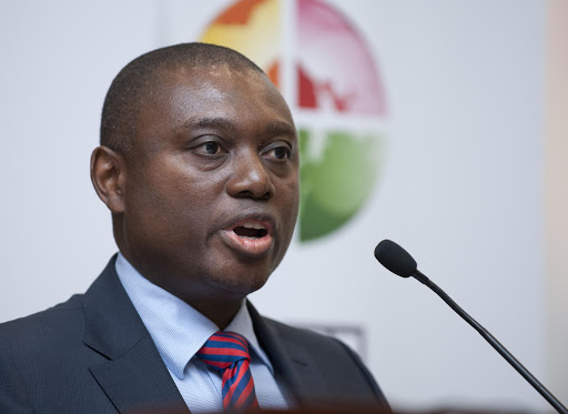 Standard Bank joint CEO Sim Tshabalala. Picture: MARTIN RHODES