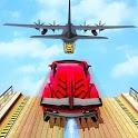 Ramp Car Stunt Games: Impossible stunt car games icon