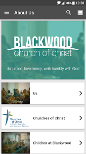 Blackwood Church of Christ- screenshot thumbnail