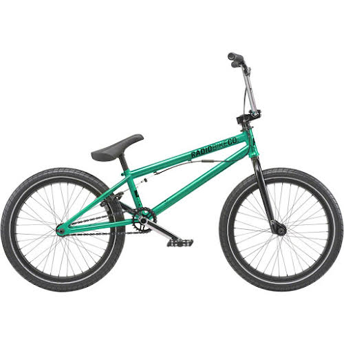 "Radio Astron BMX Bike - 20"" TT, Metallic Teal"