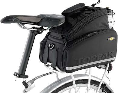 Topeak DXP Trunk Bag, Strap Mount Version alternate image 0