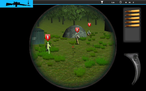 美國特警突擊隊狙擊手|玩動作App免費|玩APPs