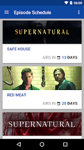 SPN Countdown screenshot 2