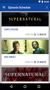 SPN Countdown- screenshot thumbnail