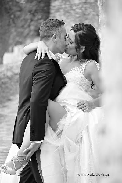婚礼摄影师Georgios Chatzidakis(chatzidakis)。12.10.2020的照片