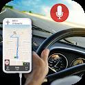 GPS Satellite Map Navigation - Street Live View icon