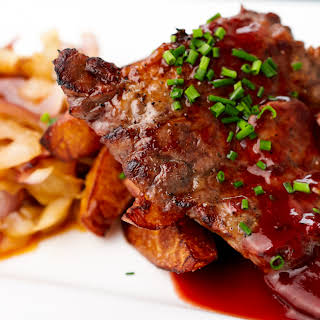 Red Wine Reduction Sauce.