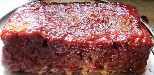 Meat Loaf Revised Recipe