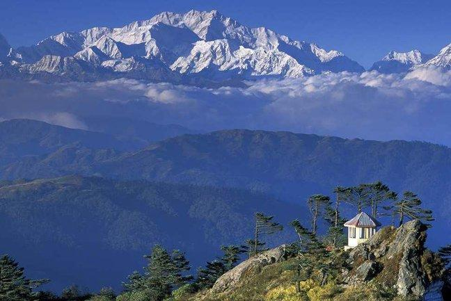 Everest Singalila Trek in West Bengal