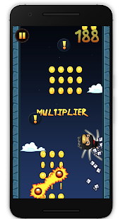 Ninja Wall Runner- screenshot thumbnail