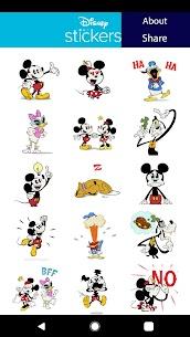 Disney Stickers: Mickey & Friends 3