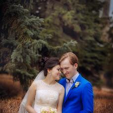 Bryllupsfotograf Lyubov Pyatovskaya (Lubania89). Bilde av 16.04.2016