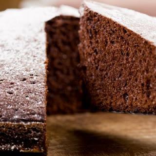 Chocolate Overload Dump Cake.