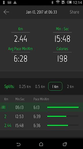 Running Distance Tracker +  screenshots 5