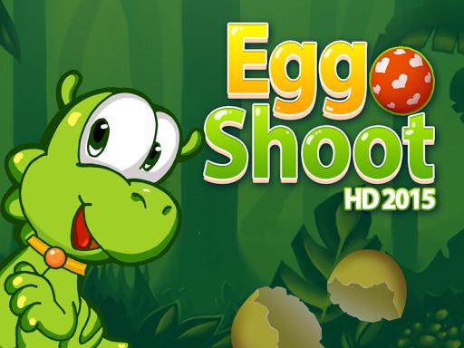 Dino Egg Shoot
